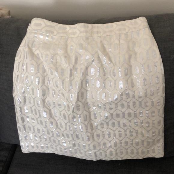 Banana Republic Dresses & Skirts - Shimmery skirt me please!